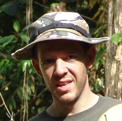 David Woetzel, American cryptozoologist and explorer