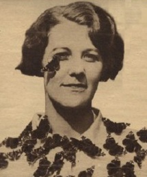 English entomologist Evelyn Cheesman, who explored in New Guinea