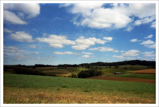Photo by thart2009 - rural scene near Ashland, Ohio
