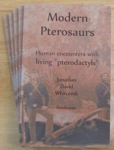 Small nonfiction paperback about modern pterosaurs
