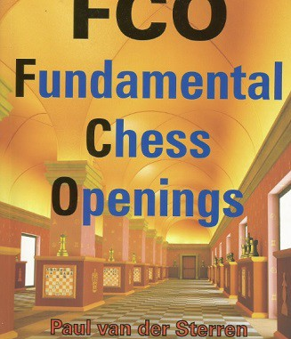 cover of a chess book on openings