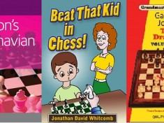 one of these three chess books is for beginners